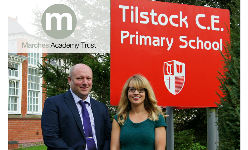 New Team for Tilstock