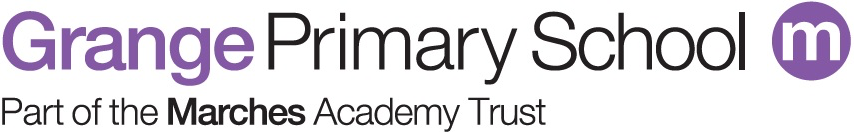 Grange Primary Shrewsbury